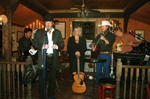 Live Country music in our authentic saloon.